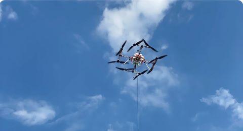 Systèmes Barry pour Drone/UAV