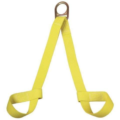 3M™ DBI-SALA® Retrieval Wristlets, yellow, 9.8 in x 7 in x 2.5 in (24.9 cm x 17.8 cm x 6.4 cm)