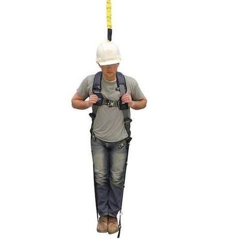 3M™ DBI-SALA® Suspension Trauma Safety Straps, fire-resistant, black
