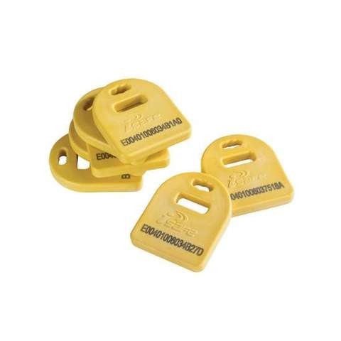 i-Safe™ Softgoods HF RFID Tag - 100 Pack