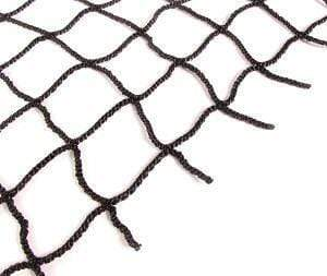 Nets and Netting Finishing - Half mesh cut (F1)
