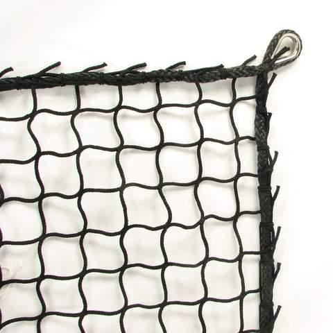 Nets and Netting Finishing - Lashed rope border (F5)