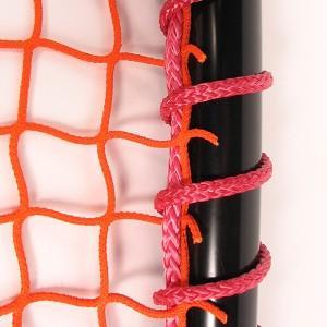 Nets and Netting Finishing - Rope lashing (C6)