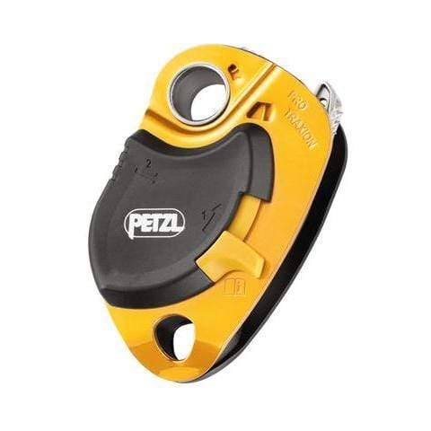 Petzl PRO TRAXION Very efficient loss-resistant progress capture pulley