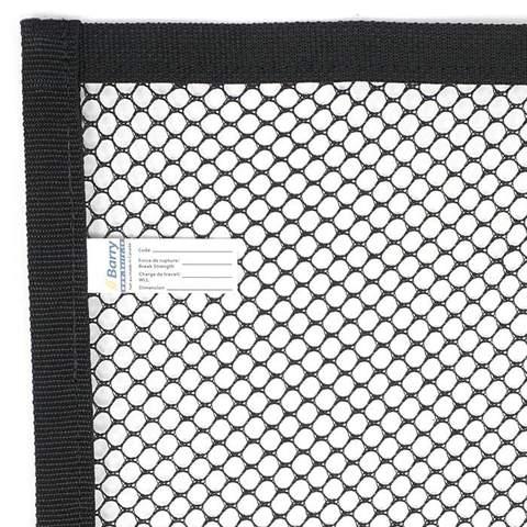 Panneau de filet de sécurité - Barrytex en polyester (3/8)