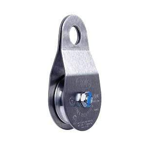 SMC/RA Stainless Steel Single Pulleys 2 in X 1/2 in Oilite